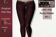 LMC-PSD-Pants-Kit-BOM