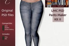 LMC-PSD-Pants-Kit-II-BOM