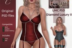 LMC-PSD-Diamond-Luxury-II-BOM