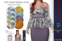 LMC-TGA-Peplum-Dress-Leaves