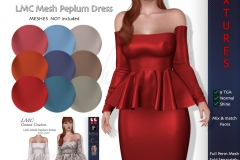 LMC-TGA-Peplum-Dress-Satin-1